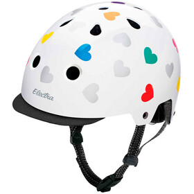 Electra Bike - Casco de bicicleta Niños - blanco/Multicolor